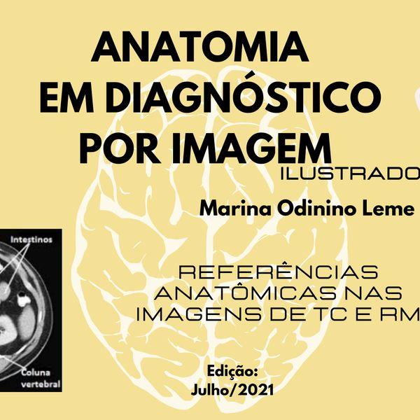 Imagem principal do produto ANATOMIA EM DIAGNÓSTICO POR IMAGEM