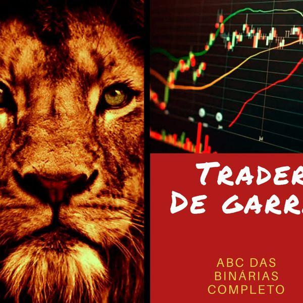 Imagem principal do produto TRADER DE GARRA COMPLETO (OPÇÕES BINÁRIAS)