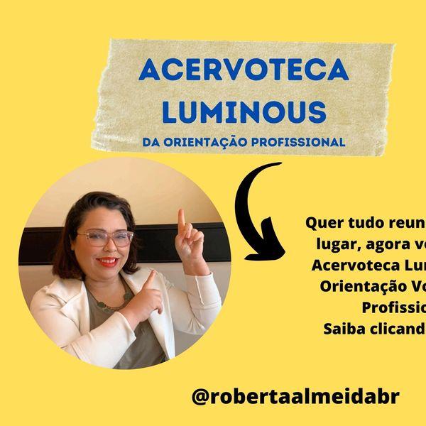 Imagem principal do produto Acervoteca Luminous da Orientação Profissional