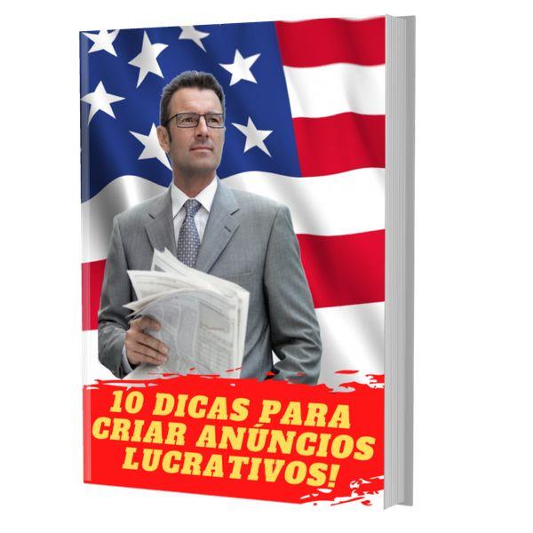 Imagem principal do produto 10 DICAS PARA CRIAR ANÚNCIOS LUCRATIVOS!