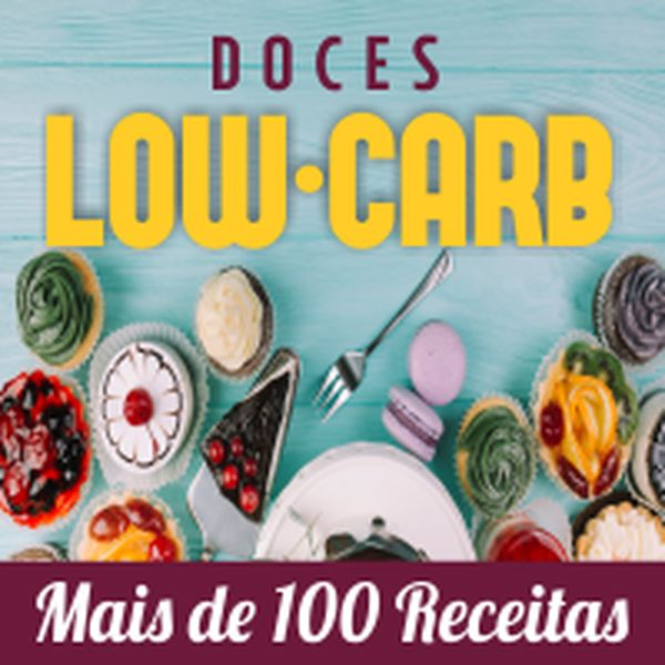 Imagem principal do produto DOCES LOW CARB