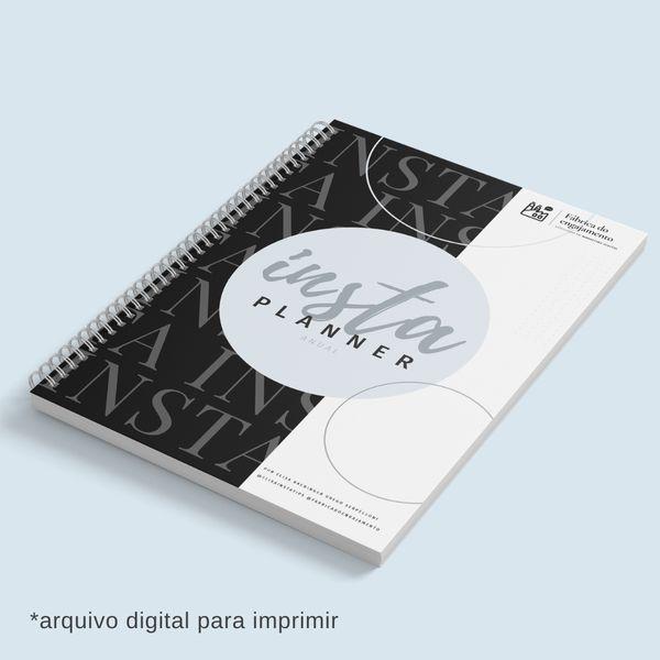 Imagem principal do produto Instaplanner Fábrica do Engajamento (em pdf para impressão)