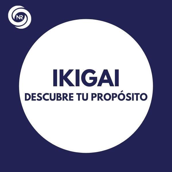 Imagem principal do produto IKIGAI. Descubre tu propósito