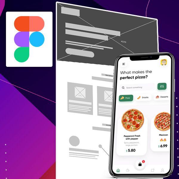 Imagem principal do produto Figma Design de interfaces do zero ao profissional