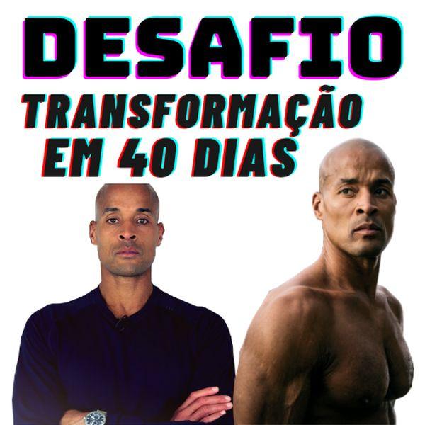 Imagem principal do produto Desafio: Transformação em 40 dias