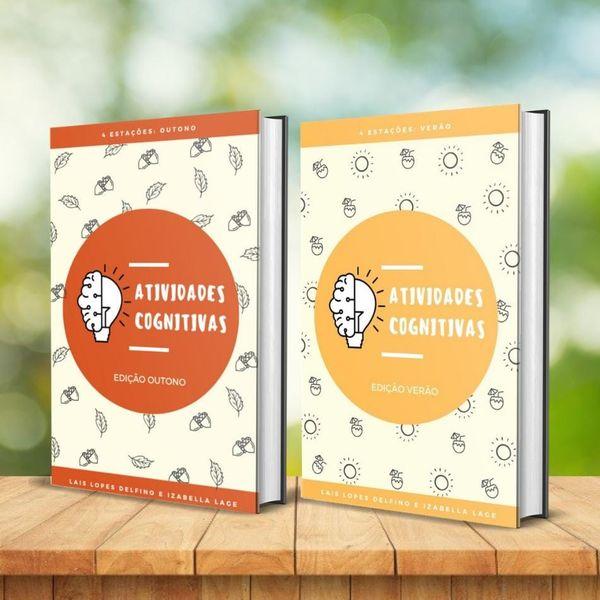 Imagem principal do produto Atividades Cognitivas Edições Verão e Outono