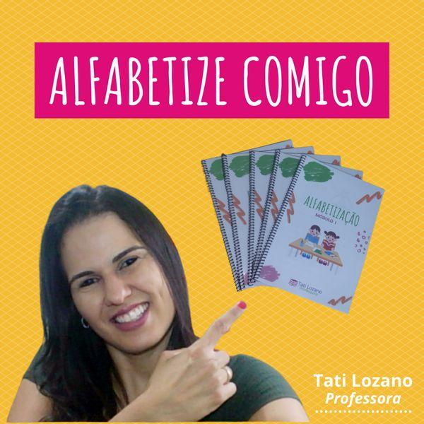 Imagem principal do produto ALFABETIZE COMIGO