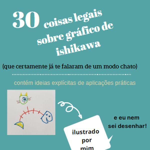 Imagem principal do produto Ferramentas da Qualidade em 30 tópicos