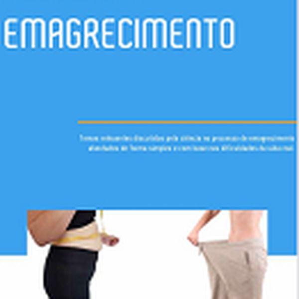 Imagem principal do produto E-book - EMAGRECIMENTO