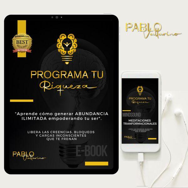 Imagem principal do produto Pack Plus - Desbloqueo Total con Pablo Vallarino (4 books 70%OFF)