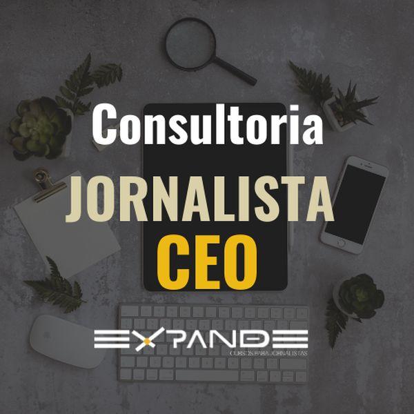 Imagem principal do produto Consultoria Jornalista CEO