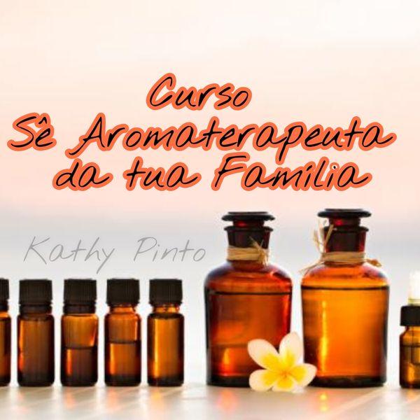 Imagem principal do produto Sê Aromaterapeuta da Tua Família
