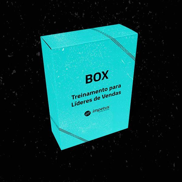 Imagem principal do produto Box - Treinamento para Líderes de Vendas