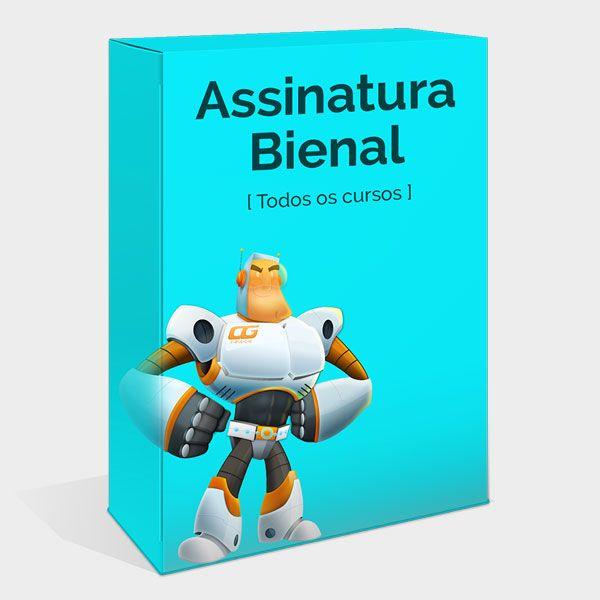 Imagem principal do produto Assinatura Bienal CG Track