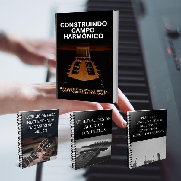 Imagem principal do produto Construindo Campo Harmônico