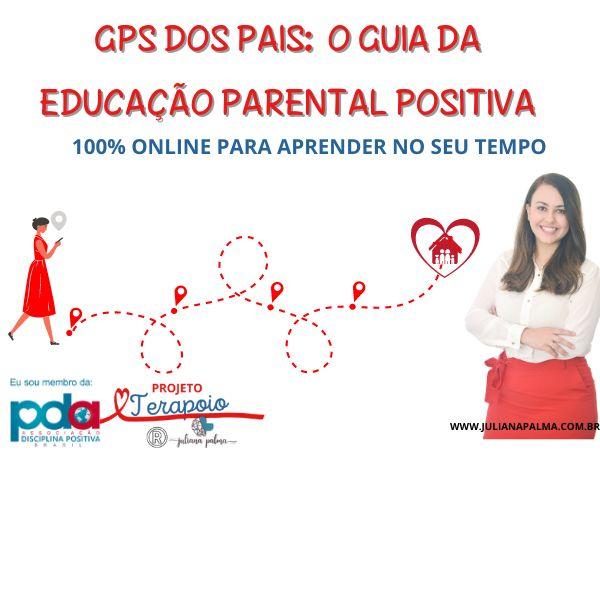 Imagem principal do produto Curso de Educação Parental GPS dos Pais