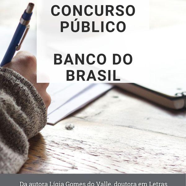 Imagem principal do produto Concurso Público - Banco do Brasil