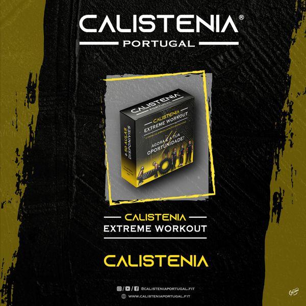 Imagem principal do produto Calistenia Extreme Workout - 36 aulas