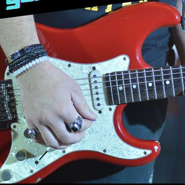 Imagem principal do produto Ebook Riffs Guitarra Rock