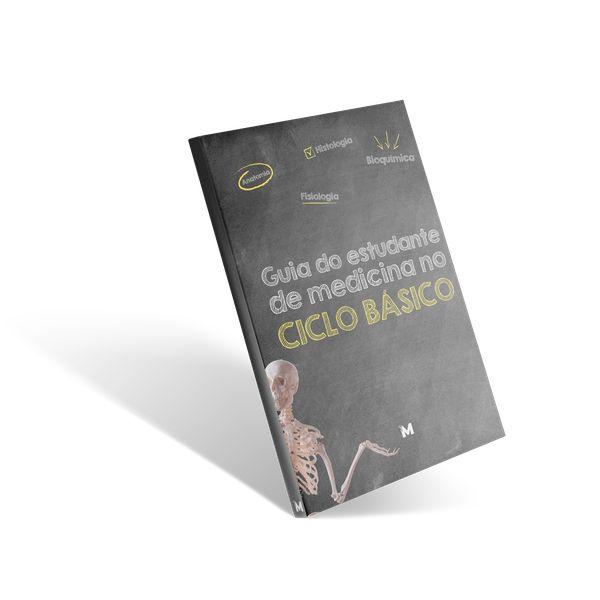 Imagem principal do produto [eBook] Guia do estudante de medicina no ciclo básico