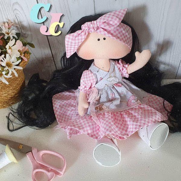 Imagem principal do produto Boneca Russa Nicole