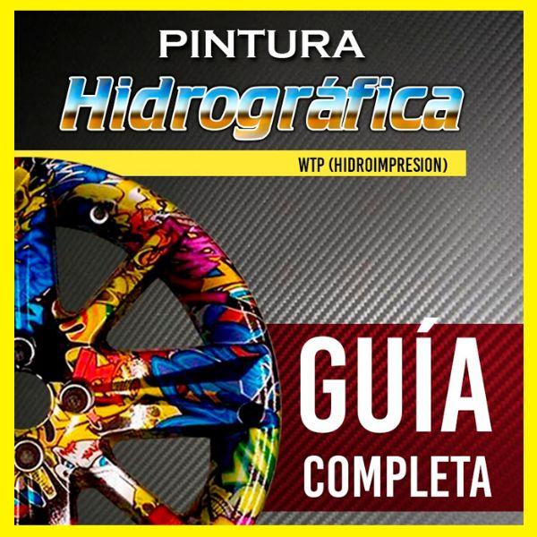 Imagem principal do produto GUIA COMPLETA DE HIDROIMPRESION