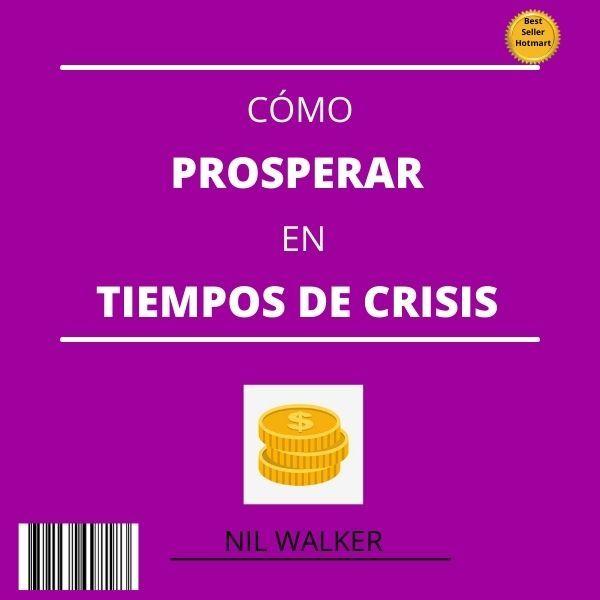 Imagem principal do produto CÓMO PROSPERAR EN TIEMPOS DE CRISIS