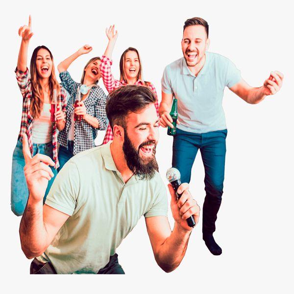 Imagem principal do produto Karaokes Luisfer Profesional