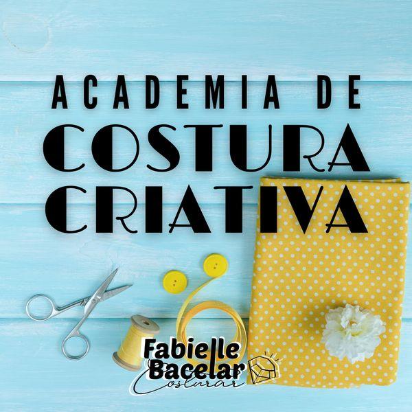 Imagem principal do produto Academia de Costura Criativa Recorrente