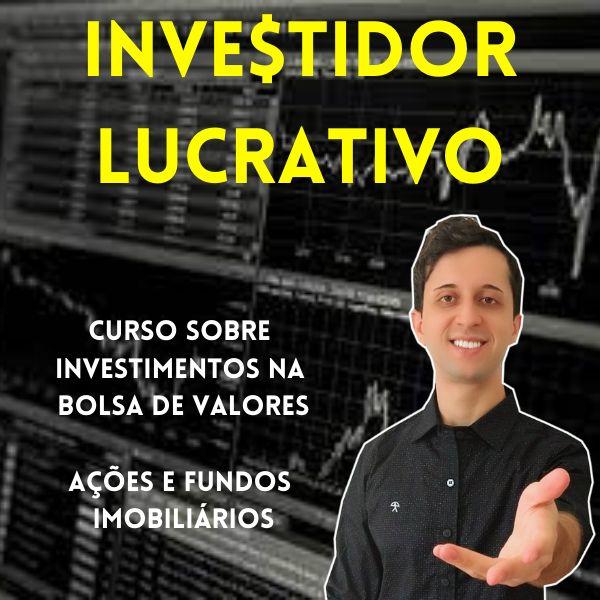 Imagem principal do produto INVESTIDOR LUCRATIVO