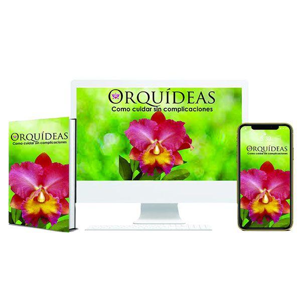 Imagem principal do produto CULTIVAR ORQUÍDEAS SIN COMPLICACIONES