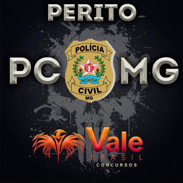 Imagem principal do produto Curso Polícia Civil de Minas Gerais (Perito) - PCMG🔺🕵️♂️⚗🧪