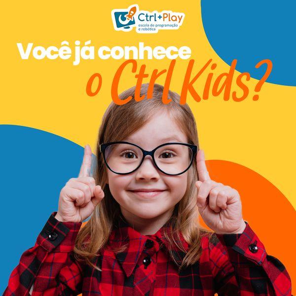 Imagem principal do produto CTRL KIDS 1