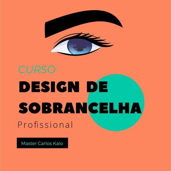 Imagem principal do produto Curso Design de Sobrancelha