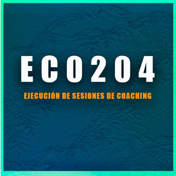 Imagem principal do produto 11.11.CURSO DE FORMACIÓN DE COACHING EN DESARROLLO HUMANO ALINEADO AL EC0204 EJECUCION DE SESIONES DE COACHING
