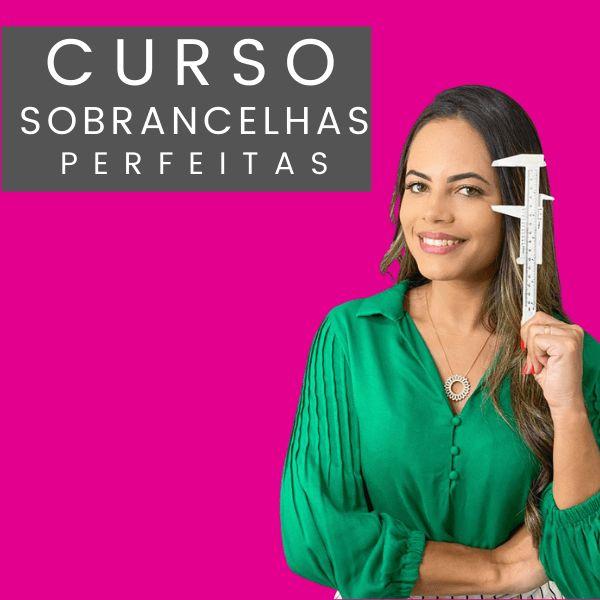 Imagem principal do produto Curso Sobrancelhas Perfeitas - Oficial