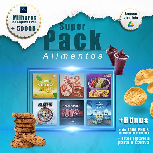 Imagem principal do produto Super Pack