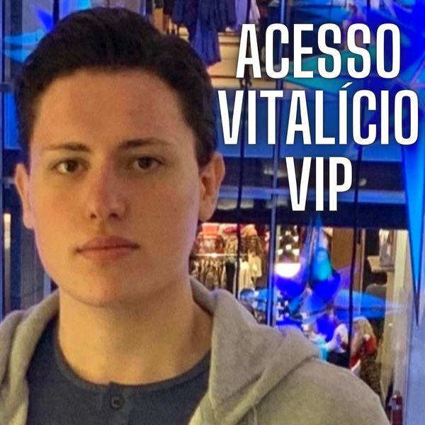 Imagem principal do produto Acesso Vitalício VIP
