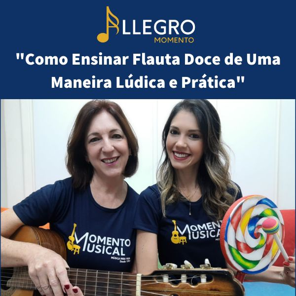 Imagem principal do produto Como Ensinar Flauta Doce de Uma Maneira Lúdica e Prática