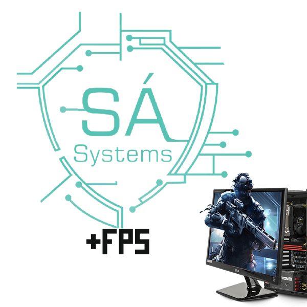 Imagem principal do produto Impulsionador de PC para Games