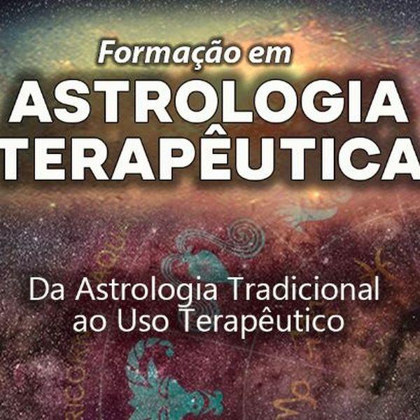 Imagem principal do produto Formação em Astrologia Terapêutica - Da Análise de Mapas ao Atendimento AstroTerápico