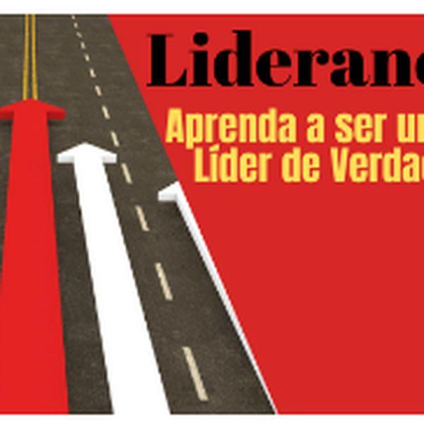 Imagem principal do produto Liderança: Aprenda a ser um(a) Líder de Verdade!