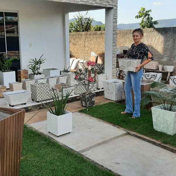 Imagem principal do produto Confecção de Vasos em Cerâmica