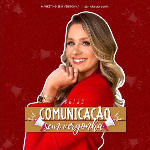Imagem principal do produto CURSO COMUNICAÇÃO SEM VERGONHA