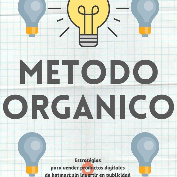 Imagem principal do produto Método Orgánico