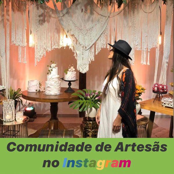 Imagem principal do produto Comunidade de Artesãs no Instagram