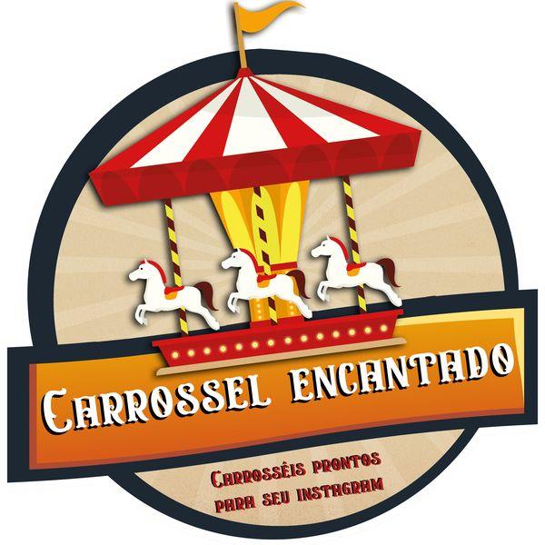 Imagem principal do produto Carrossel Encantado