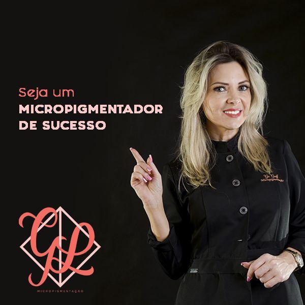 Imagem principal do produto Iniciantes em micropigmentação