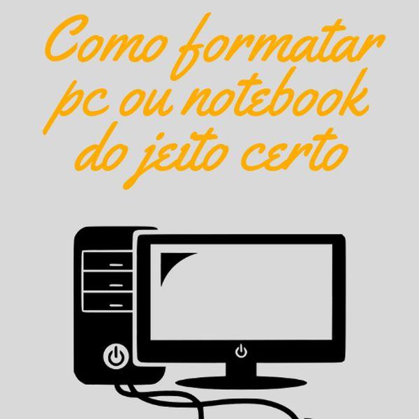 Imagem principal do produto Como instalar Sistema Operacional do jeito certo !