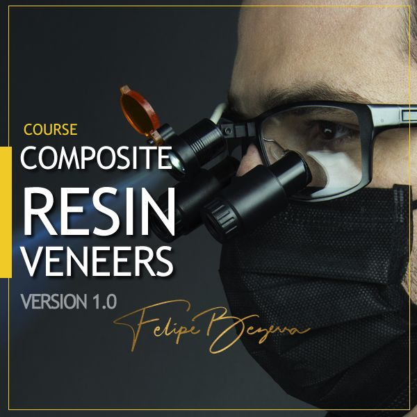 Imagem principal do produto  Course Composite Resin Veneers 1.0